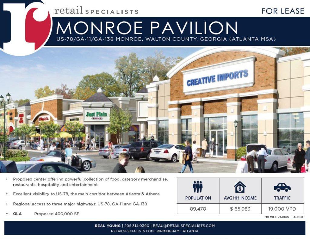 Monroe Pavilion