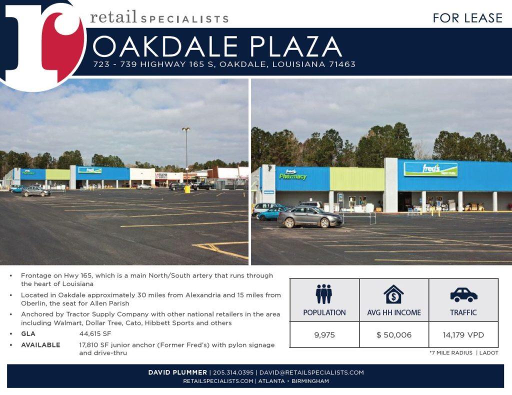 Oakdale Plaza