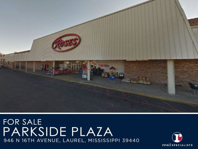 PARKSIDE PLAZA / LAUREL, MS