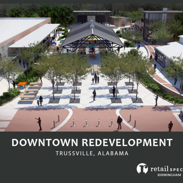 DOWNTOWN REDEVELOPMENT / TRUSSVILLE, AL