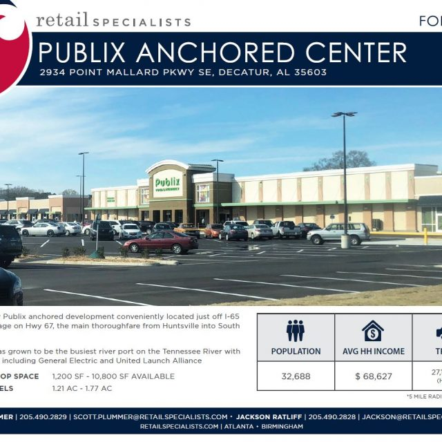 PUBLIX ANCHORED CENTER